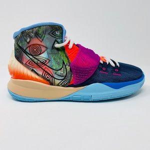Nike Shoes - Nike Kids Kyrie 6 Pre Heat Heal The World
